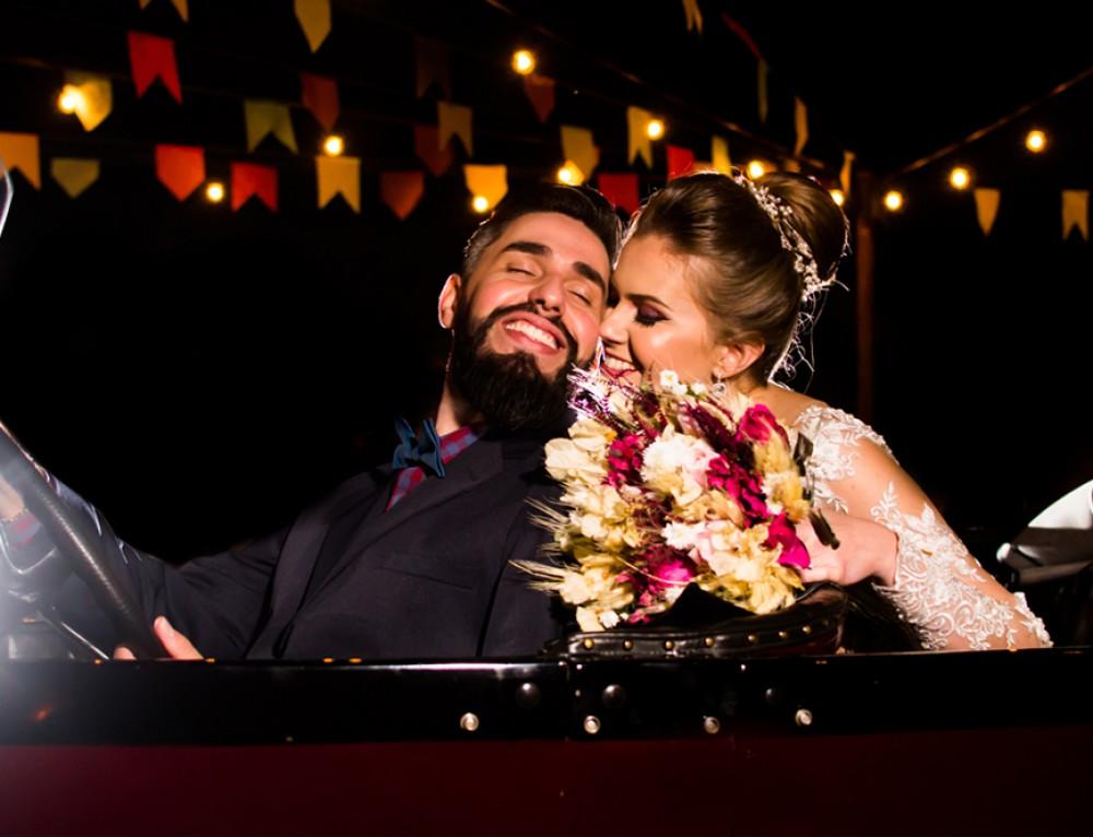 Casamento Roberta & Maycon